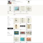 Boutique Jess Artistik en ligne Etsy