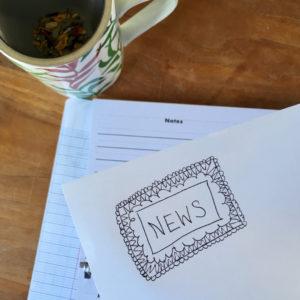 News tea time notes